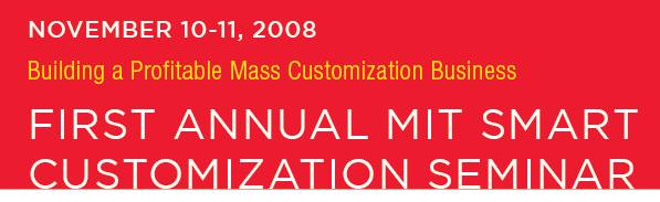 MassCustomization
