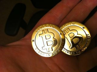 Bitcoins from zcopley via flickr
