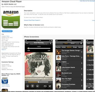 Amazon-Cloud-Player-App